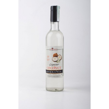 Ликер LIQUEUR BARMANIA COCONUT 0,7 л