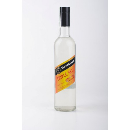 Ликер LIQUEUR BARMANIA TRIPLE SEC 0,7 л